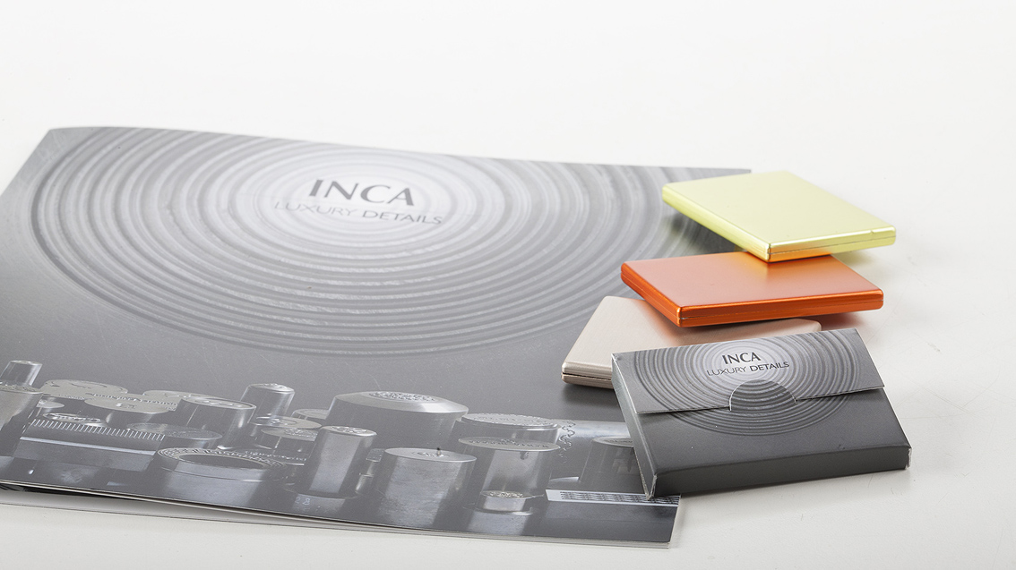 Catalogo e materiale INCA