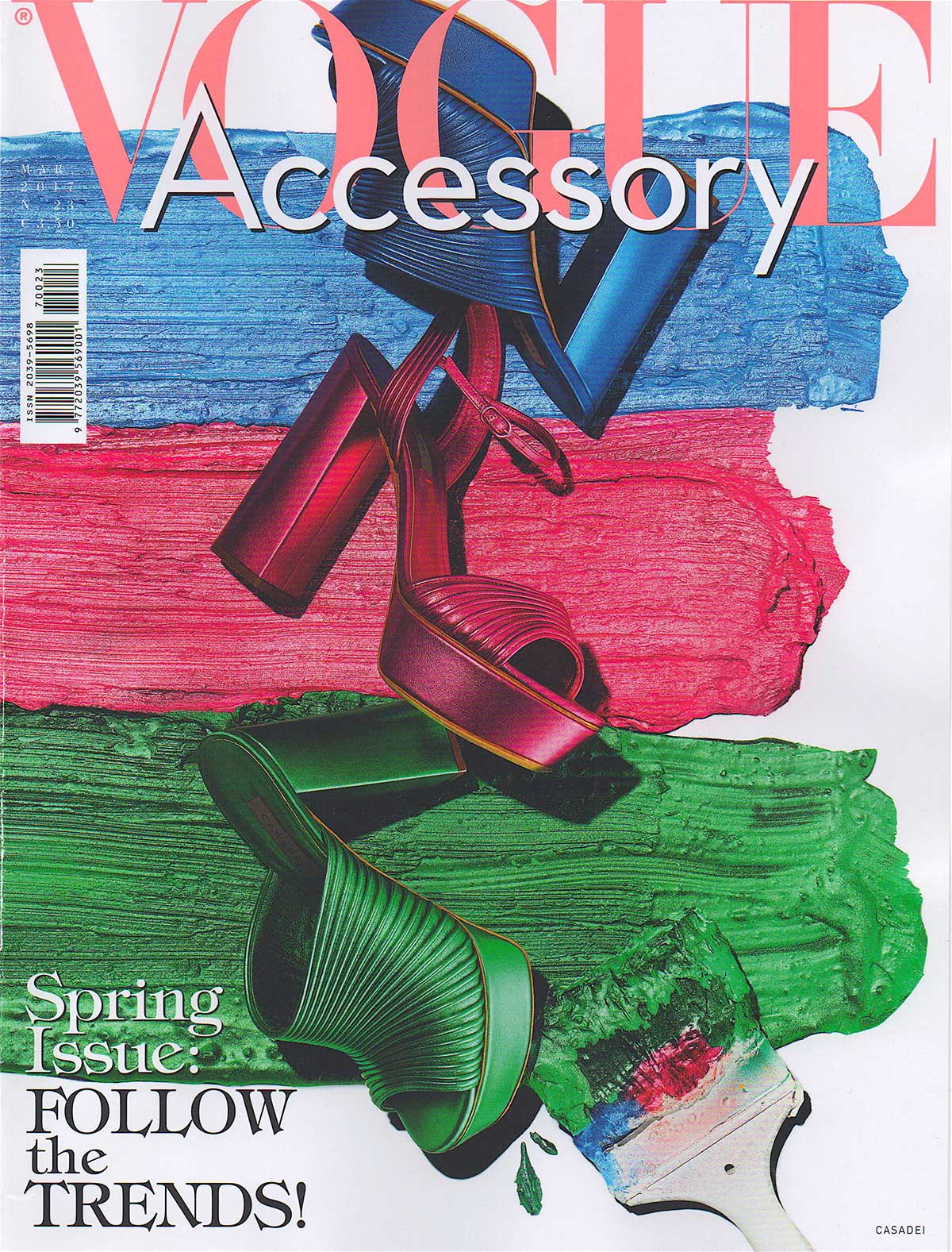 Vogue Accessory marzo 2017