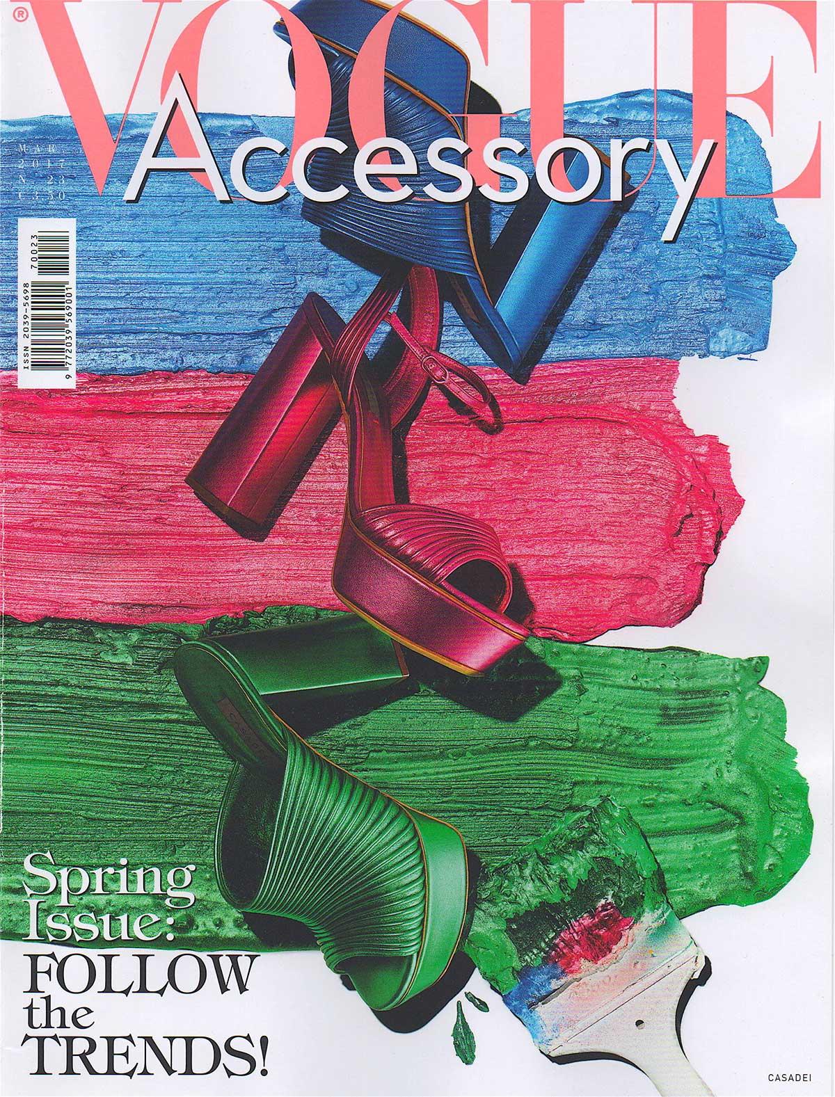 Vogue Accessory marzo 2017