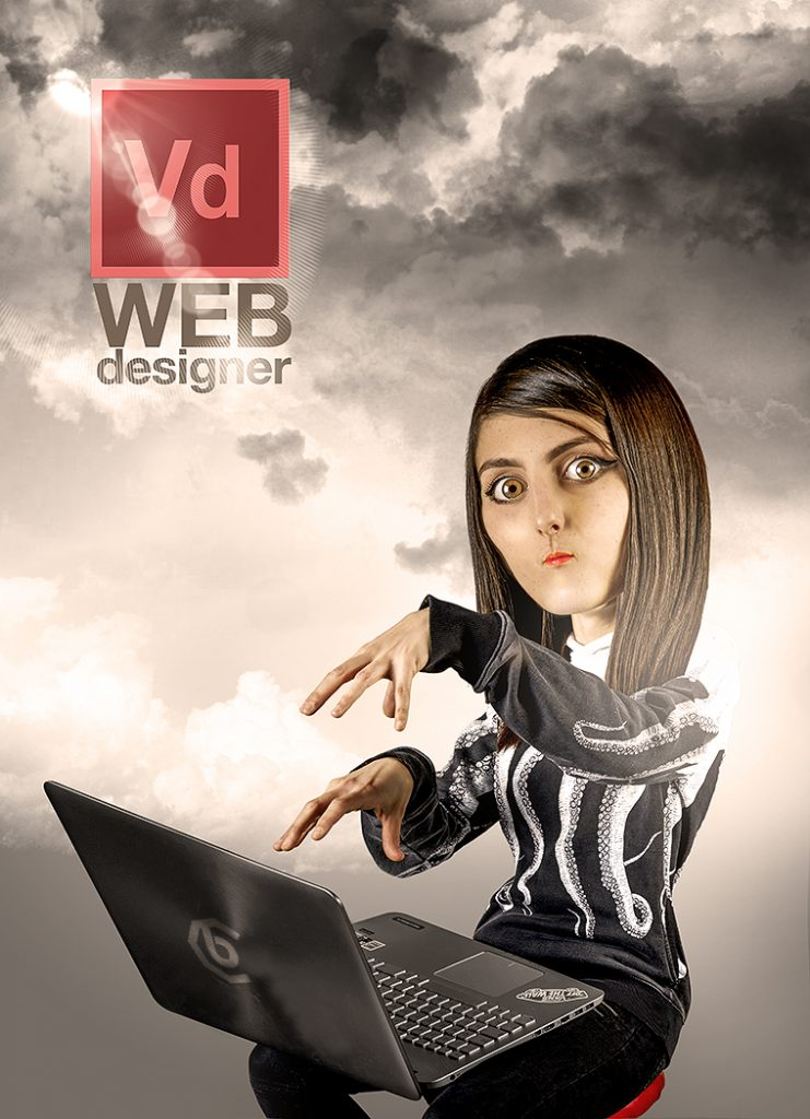 team di bordegoni milano vanessa web designer