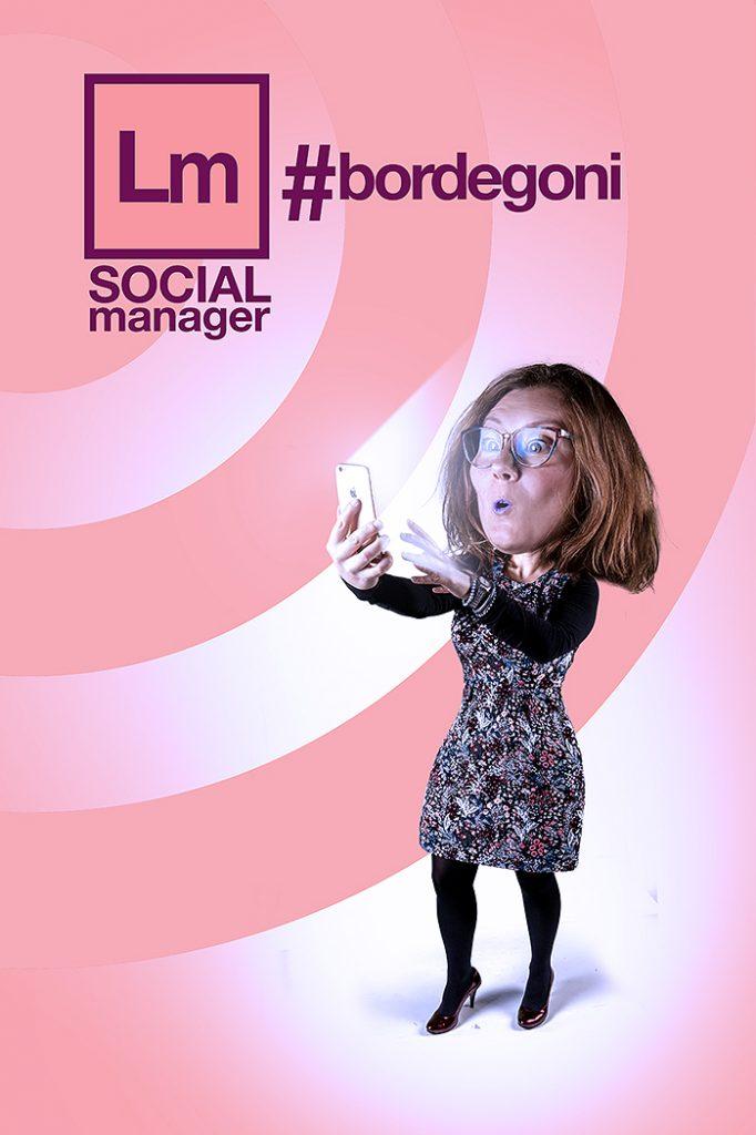 team di bordegoni milano laura social manager